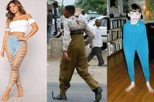 12 Gaya memakai celana anti-mainstream ini bikin senyum-senyum sendiri