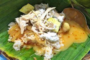 6 Racikan nasi dari berbagai penjuru Nusantara ini menggoda selera