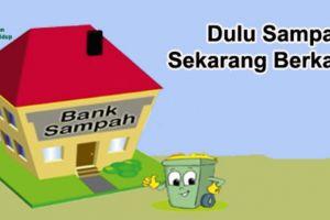 Bank sampah, solusi terbaik mengatasi persoalan sampah
