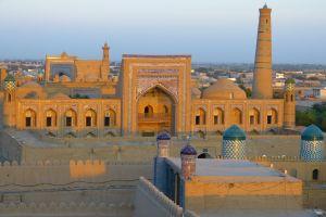 Kota Khiva, dari Jalur Sutra hingga ditemukannya Ilmu Aljabar