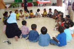 Belajar sambil bermain, strategi belajar yang tepat bagi anak-anak