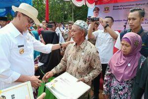 Pemrov Banten bangun 1.398 unit RTLH di tahun 2018