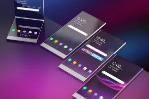 Sony dikabarkan merancang smartphone lipat, ini kelebihannya