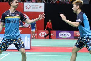Indonesia pastikan dapat 1 gelar dari Indonesia Masters Super 500