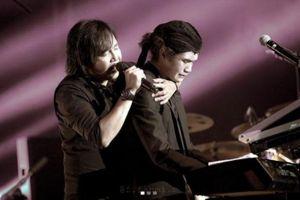 Tangisan Dul Jaelani di konser Dewa 19 Reunion saat gantikan sang ayah
