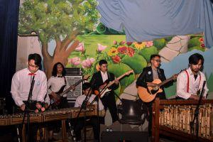 Pertunjukan budaya Jawa Barat sukses digelar di Kairo, Mesir