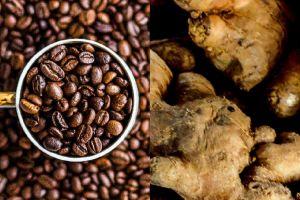 Koja instant, minuman kopi jahe instan yang kaya manfaat