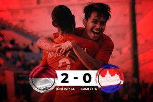 3 Keunikan di balik kemenangan Timnas Indonesia U-22 atas Kamboja