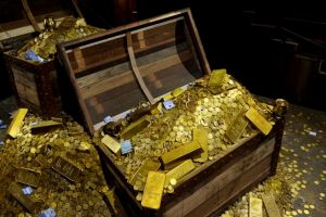 10 Harta karun tersembunyi di seluruh dunia yang masih bisa ditemukan