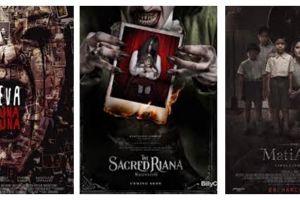 3 Film horor Indonesia ini siap menghantui bioskop pada Maret 2019