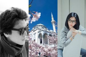 Hadiri pernikahan Syahrini & Reino Barack, Maia Estianty tampil anggun