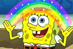 Belajar 4 karakter manusia lewat serial kartun Spongebob Squarepants