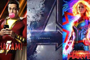 9 Film Hollywood bertema superhero ini akan tayang di tahun 2019