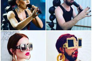 25 Tingkah blogger Rusia tirukan fashion public figure ini kocak abis