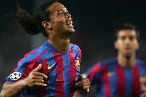 Ronaldinho ulang tahun ke-39, ini 11 kehebatan aksinya