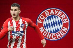Lucas Hernandez, pemain baru Bayern Munchen dari Atletico Madrid