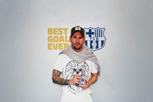 Fans Barca pilih gol Lionel Messi sebagai yang terbaik sepanjang masa
