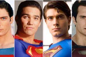 8 Serial televisi ini dibuat berdasarkan karakter Superman