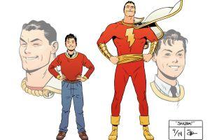 4 Hal yang perlu kamu tahu soal Shazam!, superhero titisan para dewa