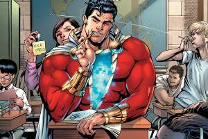 6 Fakta Shazam!, salah satu superhero terkuat di DC
