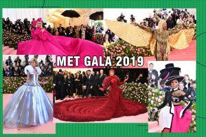 Inilah 25 kostum terunik dalam acara Met Gala 2019