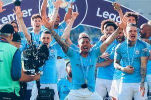 Manchester City juarai Premiere League 2019