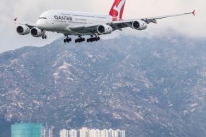 Qantas Airways lakukan penerbangan bebas sampah pertama di dunia