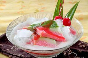 5 Minuman segar dari santan kelapa ini cocok untuk menu berbuka puasa
