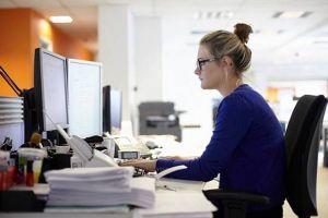Ini hubungan antara kesepian di tempat kerja & produktivitas karyawan