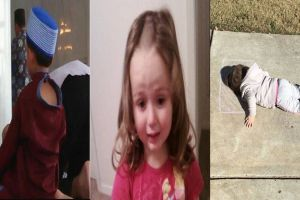 20 Tingkah lucu anak kecil ini bikin gemas sekaligus ngeselin