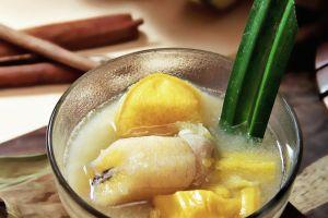 6 Minuman tradisional dengan santan ini sering muncul saat Ramadan