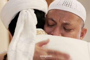 Dikabarkan oleh sang putra, Ustaz Arifin Ilham wafat pada Rabu malam