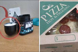 20 Kemasan produk ini tidak sesuai dengan isinya, bikin naik darah