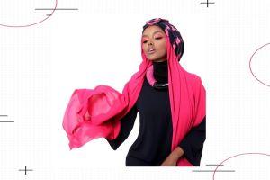 Geliat model berhijab, mulai tembus industri fesyen dunia