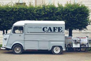 4 Keunikan kedai kopi keliling, tren kedai kopi dengan bujet minim