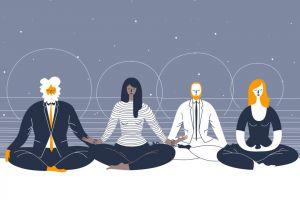 Meditasi juga bisa untuk mengendalikan emosi lho, begini caranya