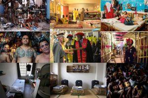 8 Foto ini ungkap perbedaan berbagai penjara di seluruh dunia