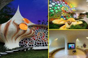 6 Desain rumah tak biasa ini bikin makin betah di rumah, unik banget