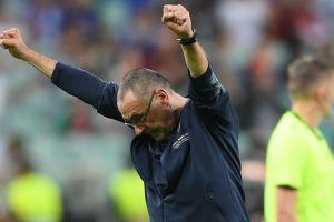Datangkan Sarri, Juventus targetkan juara Liga Eropa?