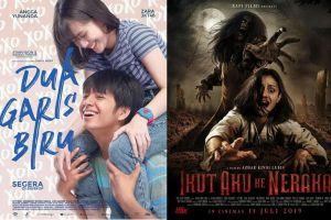 Selain Dua Garis Biru, 8 film ini juga tayang pada bulan Juli 2019
