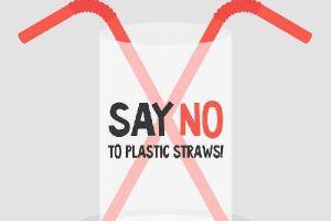 Stop penggunaa sedotan plastik, ini bahaya yang bisa terjadi