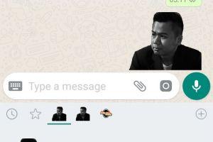 6 Langkah mudah membuat stiker whatsapp sendiri, coba yuk!