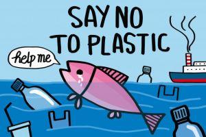 Kurangi pemakaian sampah plastik, yuk mulai peka terhadap lingkungan!