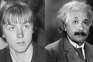 Cucu Albert Einstein ini harus bergelut melawan kemiskinan