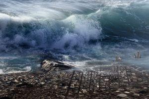 5 Tanda alam yang biasanya dirasakan sebelum tsunami datang