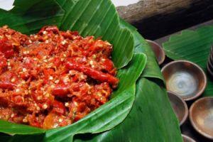 15 Jenis sambal khas Indonesia ini membuat lidah bergoyang
