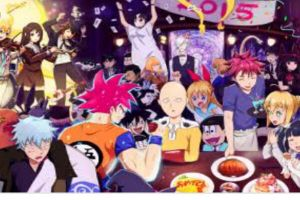 Ini dia 3 anime dengan karakter utama yang overpower