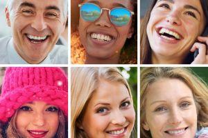 Manakah yang miliki senyum palsu? Tebakanmu akan ungkap kepribadianmu