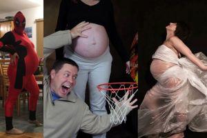 9 Inspirasi foto maternity ini bakal bikin kamu cengar-cengir