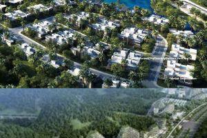 Inilah 2 negara di Asia yang punya proyek forest city